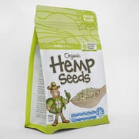 Organic Hulled Hemp Seeds 114g - 15% Off!