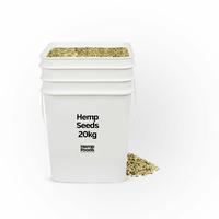 Bulk Wholesale Hemp Seeds - 20kg Box