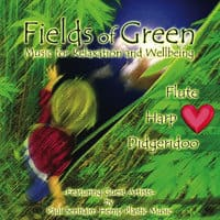 Fields of Green - Hemp Plastic CD