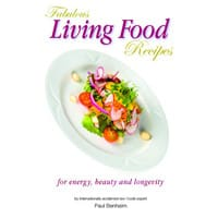 Raw Food Recipe Book eBook