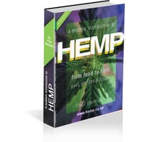 Modern Introduction To HEMP food to fibre to fuel New-Paperback