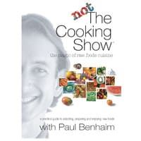 Not The Cooking Show raw food DVD