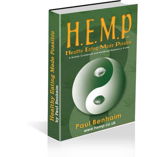 Healthy Eating Made Possible 500 page eBook by Paul Benhaim