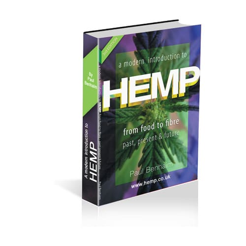 Modern Introduction To Hemp - eBook