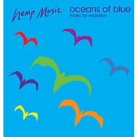 Oceans of Blue - Hemp Plastic CD