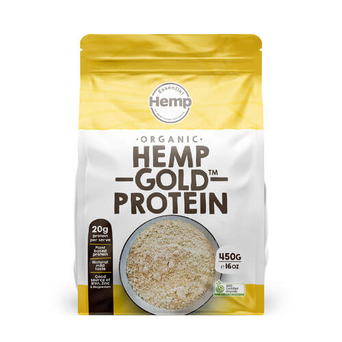 Organic Hemp Protein Powder 500g