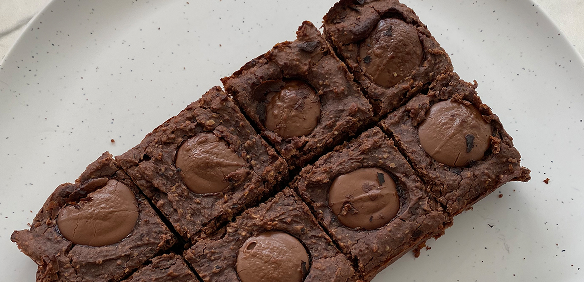 Black Bean Chocolate Brownies image